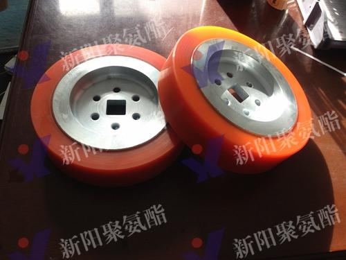 汽车生产线用胶轮 (2)