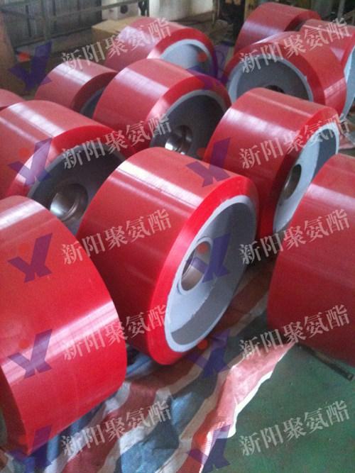 聚氨酯重载轮 (1)