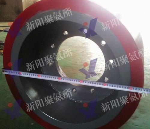 聚氨酯重载轮 (3)