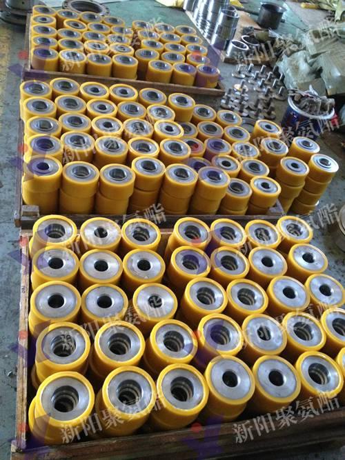 汽车生产线用胶轮 (9)