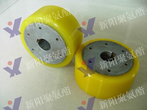 汽车生产线用胶轮 (7)
