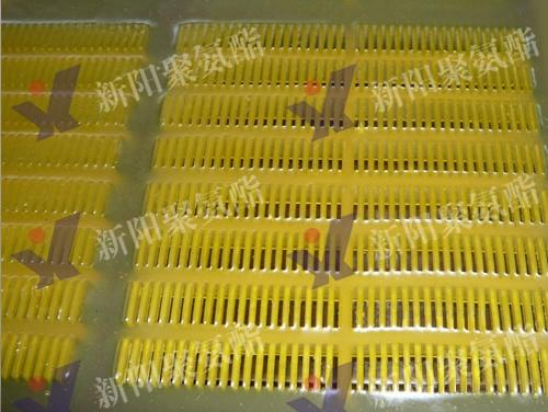 聚氨酯条缝筛 (1)